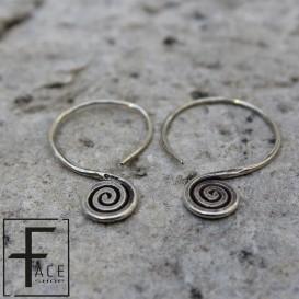Oecchini a spirale