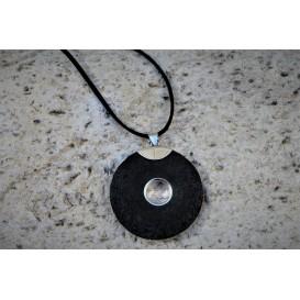 Pendente Black Circle