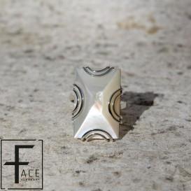 Anello taglio diamante